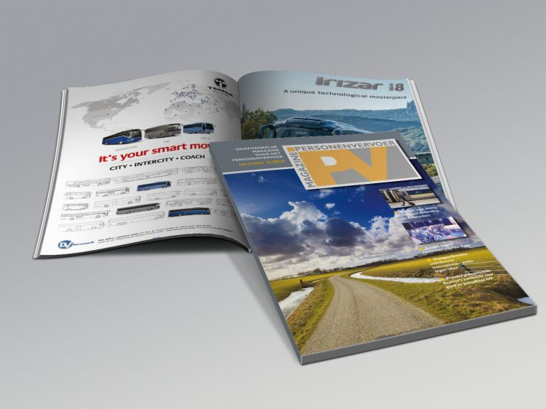 Personenvervoer magazine