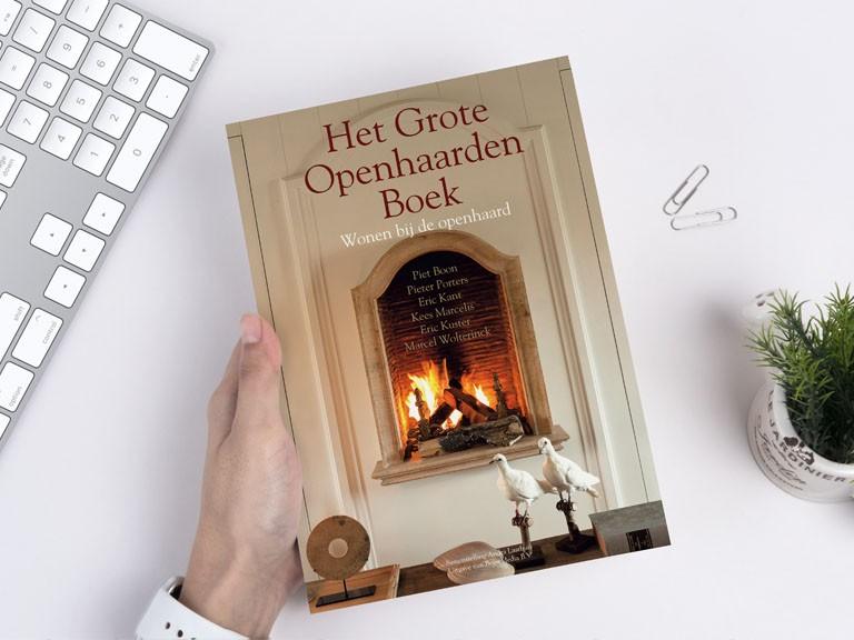 Het grote openhaardenboek