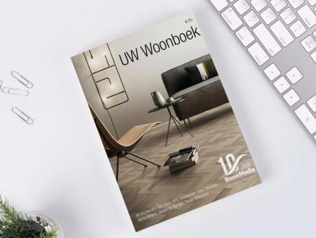 UW-Woonboek - Eerste editie